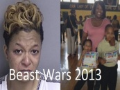 2 Black Women Fight Over Alabama Losing To Auburn & One Ends Up Shot Dead! Beast Wars 2013