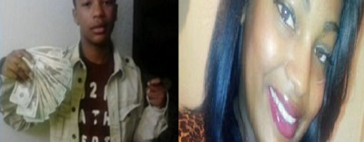 14 Year Old Boy Murders His 17 Year Old Sister Over Bleached Laundry Still On The Run!  (Video)