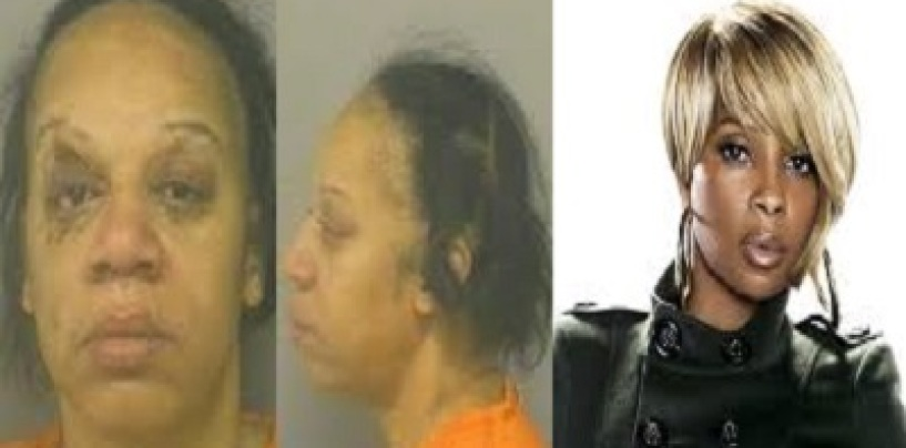 Mary J Blige's Father Stabbed By His Wilda-Beastie Girlfriend Because He Tried To Break Up! You Cant Leave The Terminatrix!
