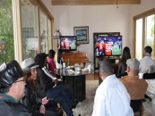 Superbowl Party Live Webcast From The Hills Of Hollywood With Tommy Sotomayor After Party!