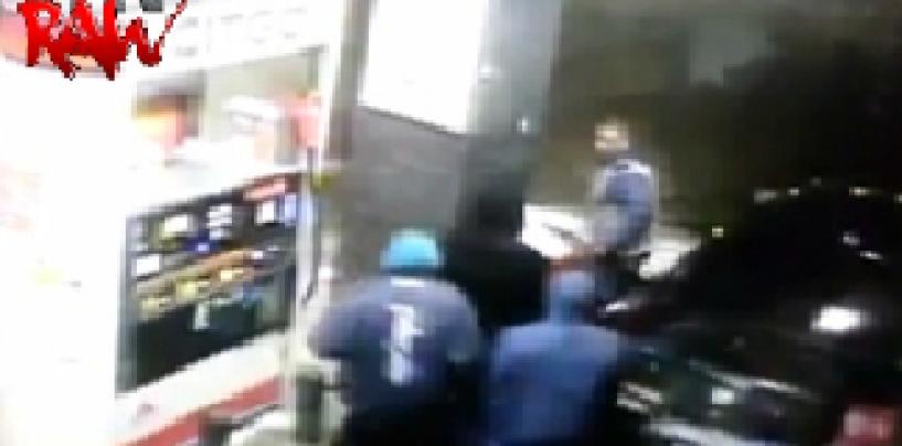 3 Chicago Teens Run Into Bad Luck Trying To Rob An Off Duty Officer! 1 Ended Up Dead! (Video)