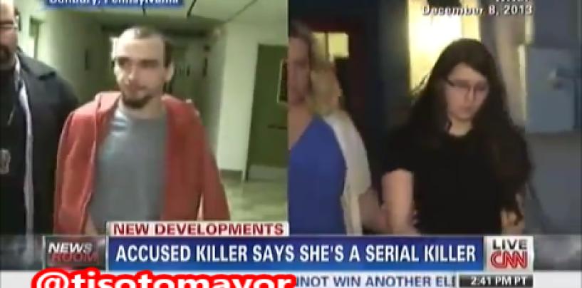 Satanic Snow Beast & Her Snubby Arrested For Killing Over 22 She Met On Craigslist! (Video)