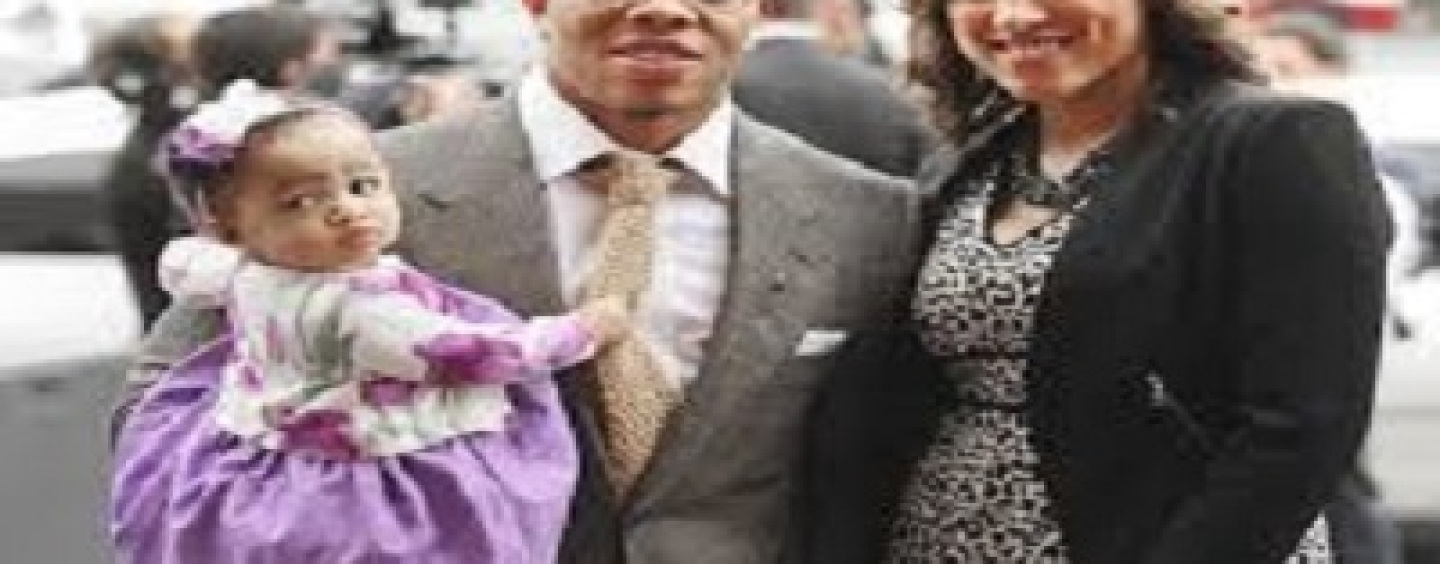 Ray Rice & Fiance Arrested For PoundCaking Each Other At New Jersey Casino! (Video)