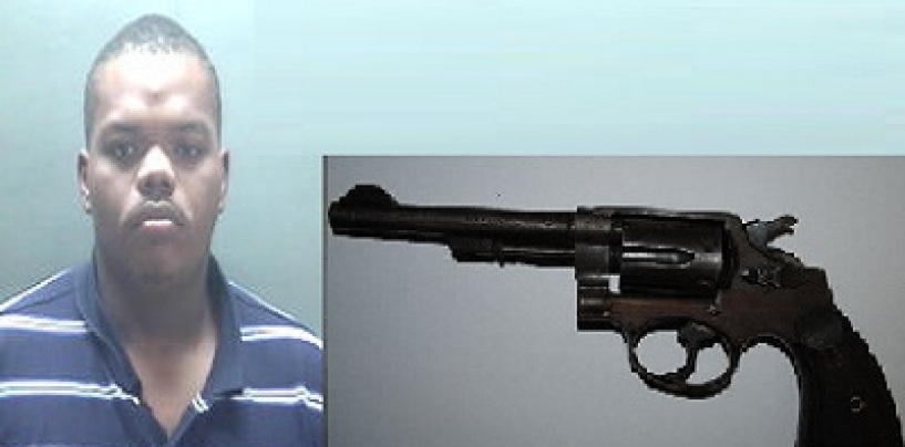Man Smuggles A 10″ Long Pistol In His Rectum At A North Carolina Jail! (Video)