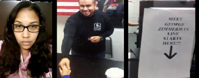 How Melissa Speaks & George Zimmerman Rule Over Black People! Black Pros, Gun Shows & Black Hoes! (Video)