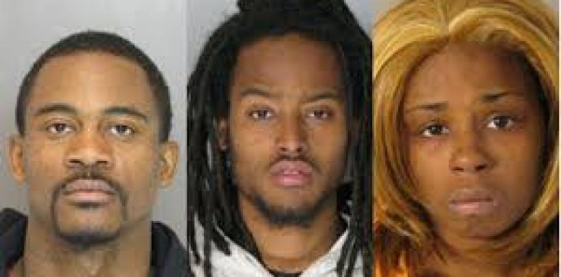 Beastie Black Woman Orders S.I.M.P To Kill Her Baby Daddy Via Text Message Sentenced To Life In Prison! Black Man Beware!!! (Video)