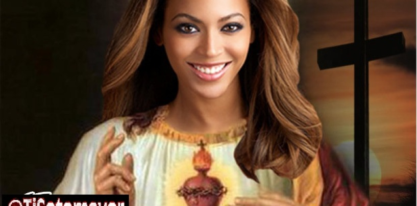 There Is A New Church Of Beyonce & Their Religion Is Called Beyism! #ISHITUNOT!