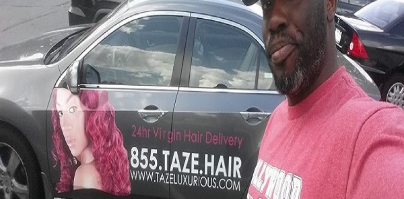 24 Hour Weave Delivery Service!  Black Females, You Should Be Ashamed Of What You Have Become! (Video)