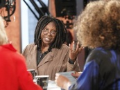 Whoopi Goldberg Says Yes If A Woman Hits A Man He Should Be Able To Hit Her Back! (Video)