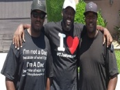 Tommy Sotomayor Stops In Long Beach CA To Hook Up With The Twins & Family Face To Face!(Video)