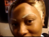 Blonde Lacefront Eyebrows Are Now In Fashion For Black Women In 'The Hair Hat Zone!' (Video)
