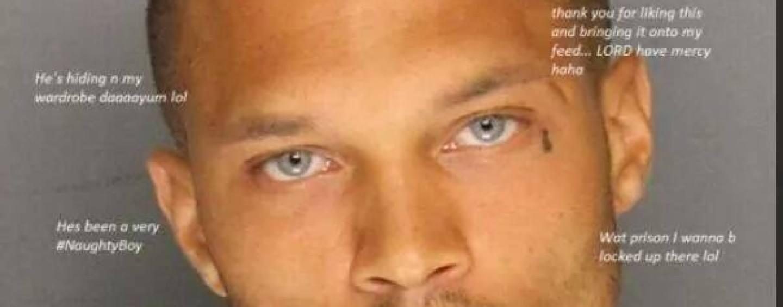 Half Breed Criminal's MugShot Exposes Thug Lovin Internet Tarts True Desires! (Video)