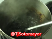 What Is Left After You Boil The Water Out Of A Bottle Or Can Of Coke? By The Crazy Russian Hacker (Video)