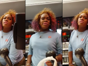 Male Honey Blonde Hair-Hatted Hooligan At Washington DC Walgreens! A Must See (Video) #HHOTD