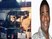 Actor & Comedian Tracy Morgan In Critical Condition After Horrific Car Accident In New Jersey! (Video)