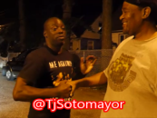 Tommy Sotomayor Speaking With Staten Island Resident 'Supreme' On Abusive Cops & Racism! (Video)