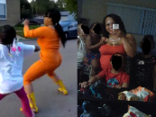 Chicago Mom Removes Daughter/Mom Twerk-Off Video After Tommy Sotomayor Ethers Her! (Video)