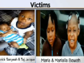 SW Philadelphia Mother Saves Herself & Leaves 4 Kids To Die In A Fire! (Video)