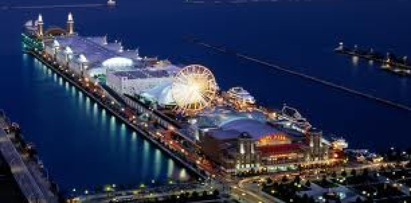 Tonite At 6pm CST We Will Be Having A Meet Tommy Sotomayor Nite At The Chicago Navy Pier! See Instructions Inside!