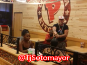 White Dude Goes In Hard On Ratchet Black Chicks At Popeyes Off Hollywood BLVD! (Video)