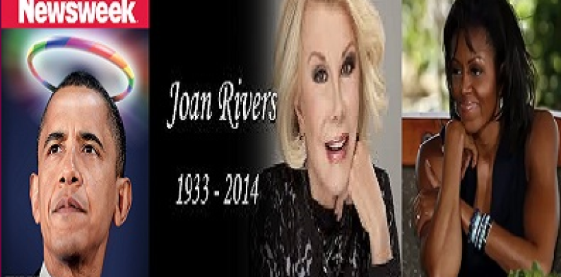 Was Joan Rivers Murdered For Revealing That Michelle Obama Was A Transexual Woman? (Video)