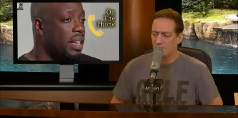 Full Interview Of Tommy Sotomayor On The Anthony Cumia Show! (Video)