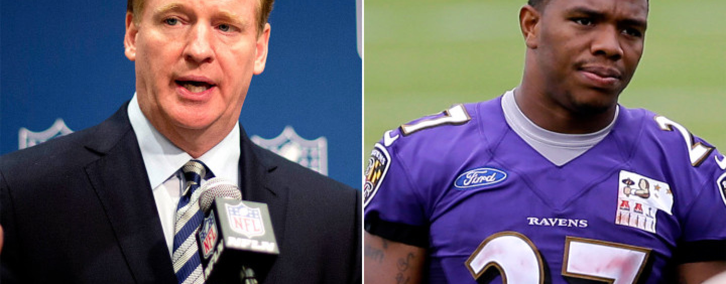 Ravens Ray Rice Wins Appeal Against Indefinite Suspension For Punching His Wife! (Video)