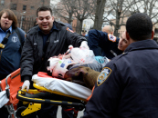 2 NYPD Officers Shot Dead In Retaliation For The Murder Of Eric Garner & Mike Brown! (Video)