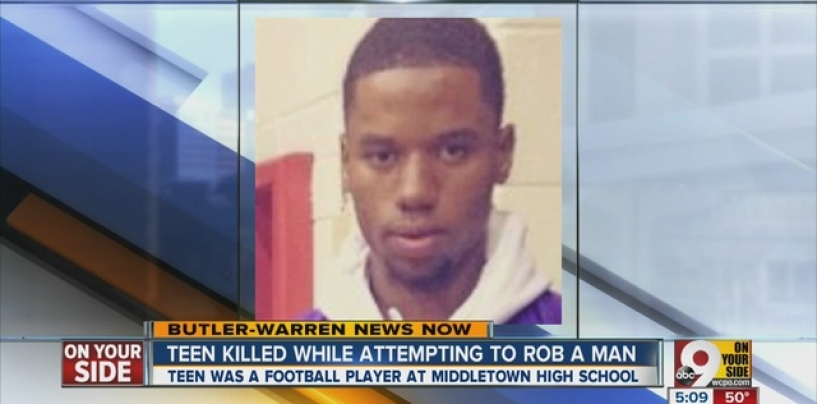 16 YO Black Teen Shot Dead As He Tried To Steal Brand New Jordans From Customer With CC License! (Video)