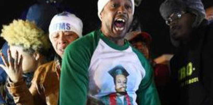 """Michael Brown's Stepfather Faces Investigation, """"Burn This B*tch Down!"""" #FERGUSON"""