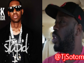 Tommy Sotomayor Doing A Duet With No Limits Silkk The Shocker!  Sorta (Video)