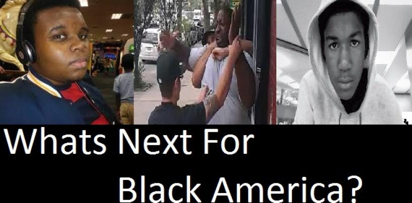 12/3/14 – After Brown, Garner & Martin, What Should Black America Do Now?