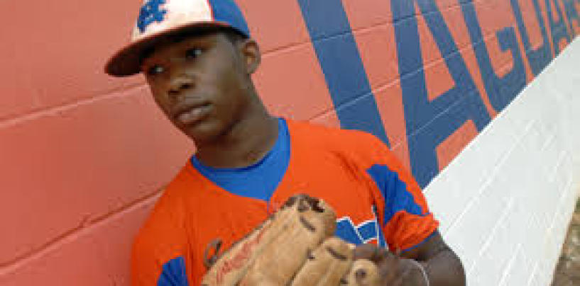 Former Los Angeles Angels No. 1 Pick Ryan Bolden Murdered By Other Black Males Over…..Candy! #IShitUNot (Video)