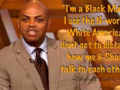 Charles Barkley Calls Ferguson Looters Scumbags & Says Mike Brown Murder Was Justified! (Video)