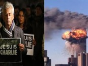 How 9/11 & Charlie Hebdo Displayed How Real & Heroic White People Are! Hilarious (Video)