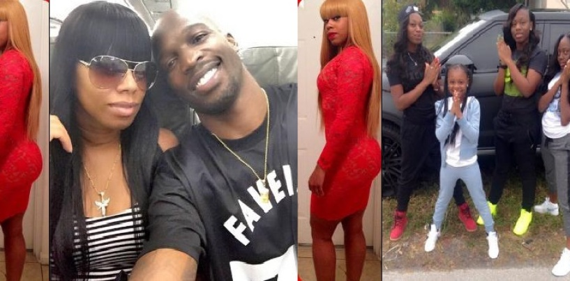 Chad @ochocinco & New Girlfriend & How Dating Black Women Is Usually A Downgrade Over Other Races! (Video)