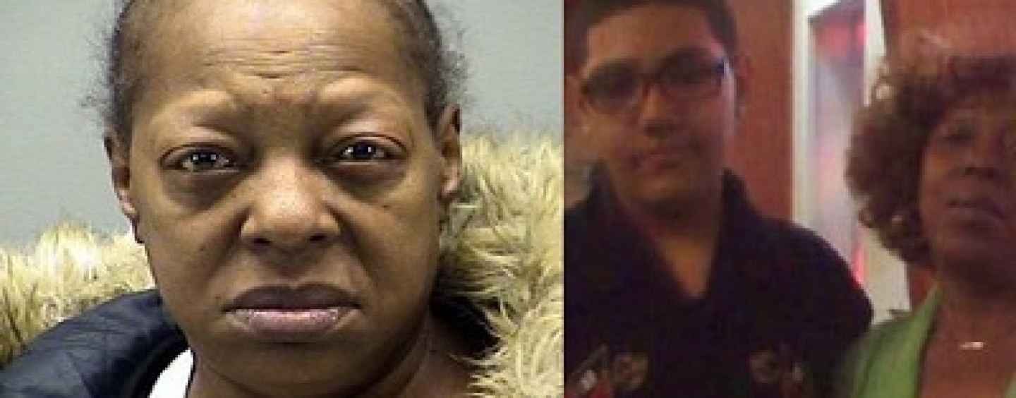 BT-1000 Mom Stabs Her Black Teen For Lying About Eating Up The Pork Chops! #IShitUNot (Video)
