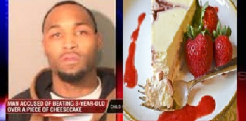 Madden King Beats 3 Year Old Kid For Eating Last Piece Of Cheesecake Putting Him In Critical Condition! (Video)