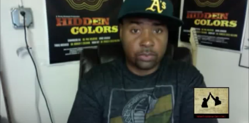 Tariq Nasheed Showing How Obsessed He Is With Tommy Sotomayor & Saying Having Money Makes You Superior! Watch (Video)