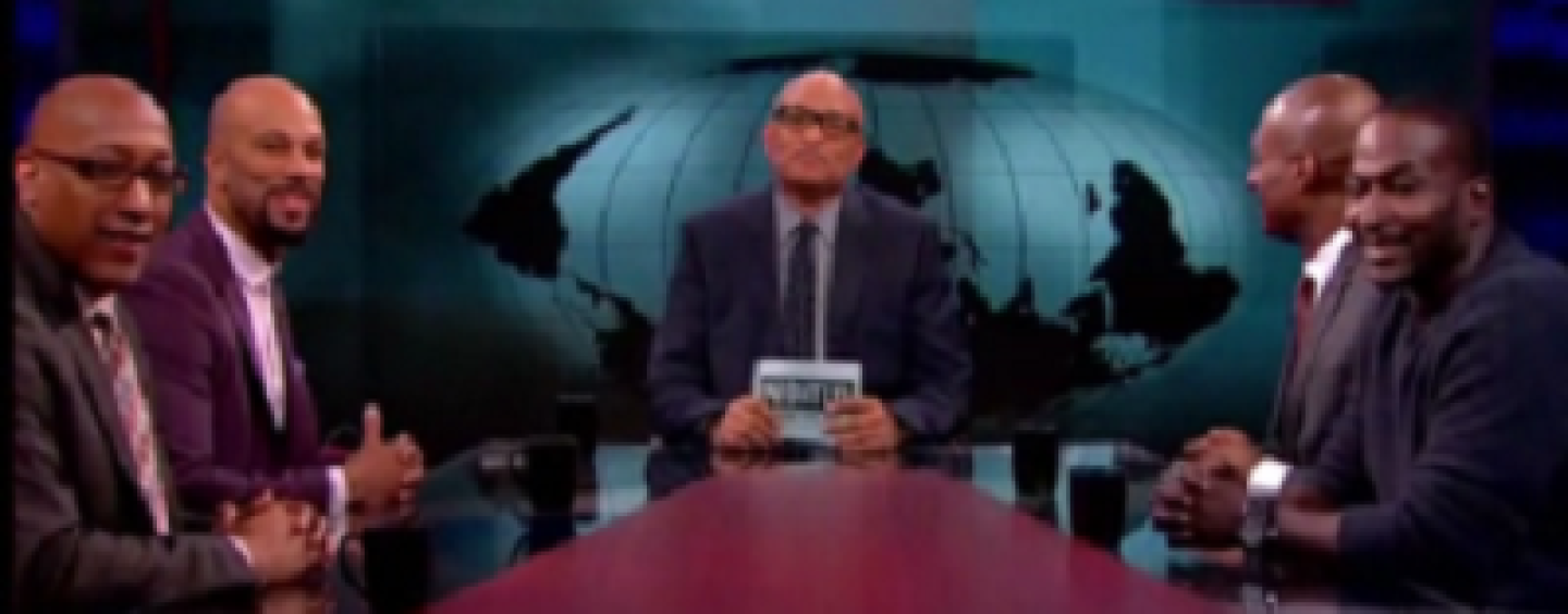 Comedian Larry Wilmore Forced To Apologize To Black Women Over This Joke…Do U Agree? (Video)