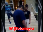 Young King Poundcakes Black Beast After She Tagged Him In The Face With A 2piece! (Video)