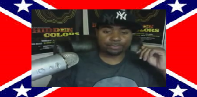 How Tariq Nasheed Goes Off On A Caller By Turning Himself Into A Childish White Supremacist! (Video)