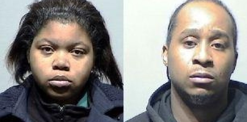 BT 1000 And Her Madden King Charged In Beating Death Of Her 3-Year-Old (Video)
