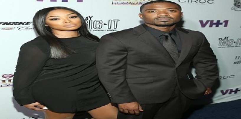 Worlds Most Famous R&B/Rapper/Little Brother/S.I.M.P. Ray J Was Beaten Down By His BT-1000 Girlfriend! (Video)