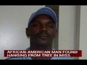Otis Byrd Identified As Mississippi Man Found Hanging From A Tree (VIDEO)