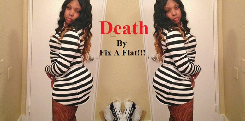 Black Queens Dies Getting Butt Injections Made Of Super Glue & Cotton Balls! #TheDNAFiles (Video)