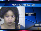 Black Beast Smothers Her 1 Year Old Daugther To Death While Others Watch & Plead For Her To Stop! (Video)