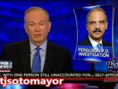 Shocking! Fox News Bill Oreilly Says Ferguson Police Is Obviously Targeting Blacks! (Video)
