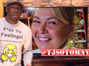 Comedy Queen Roseanne Barr Gets ETHERED Over Calling Tervor Noah Anti-Semitic & A Misogynist! (Video)
