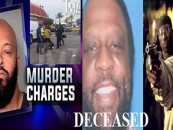 Suge Knight Hit & Run Video! Do You Think He Should Be Charged With Murder? (Video)